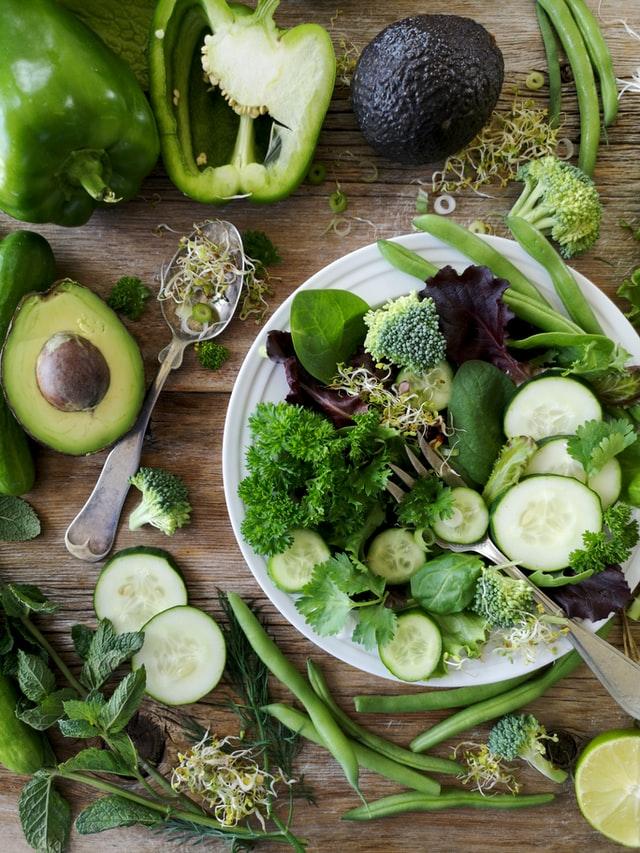 Spis økologisk og bestil økologiske måltidskasser